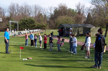 Junior Golf Clinics - poughkeepsie golf